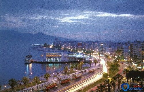 İzmir. . . . Delightful Seaside City
