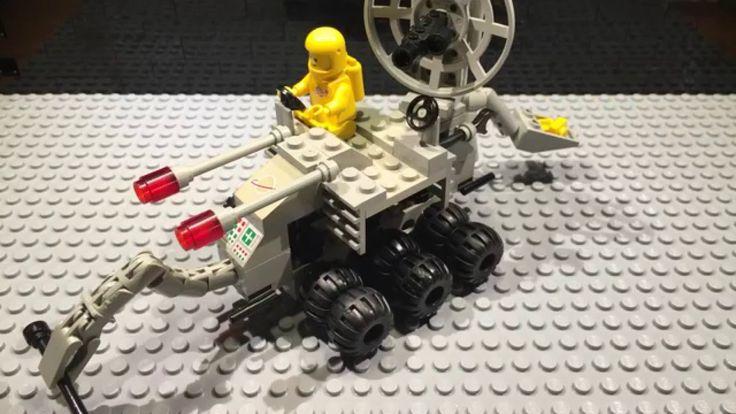 1982 Lego Space Surface Explorer - 6880