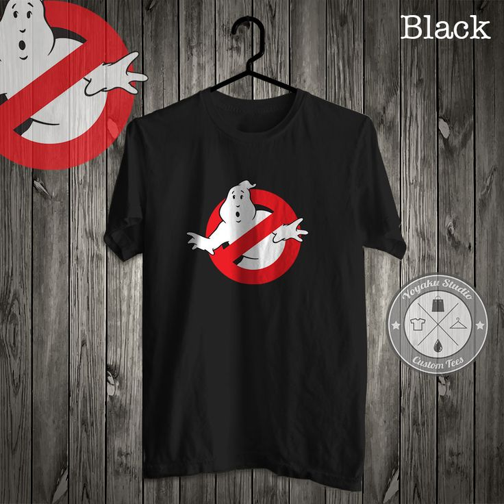 "Jual Kaos Logo ""Ghostbusters"" - Yoyaku Shop | Tokopedia"