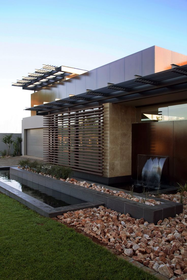 House Abo | Exterior | Nico van der Meulen Architects #Design #Exterior #Architecture #Water