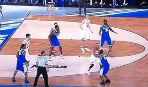 Video: Aaron Harrison Hits Game Winner-Again | Kentucky Wildcats Basketball | Nation of Blue | The Home to UK Fans Worldwide