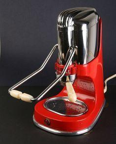 vintage espresso maker