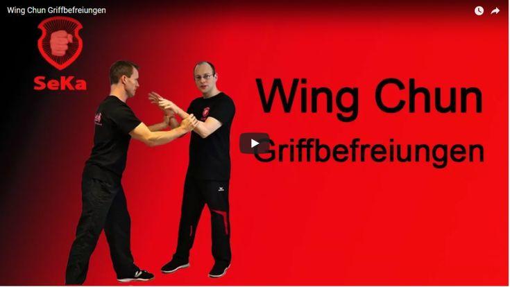 In diesem Video zeige ich einige Möglichkeiten, sich gegen ein Greifen der Arme zur Wehr zu setzen.