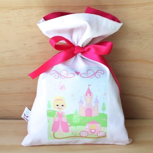 Princess Cotton Party Bag