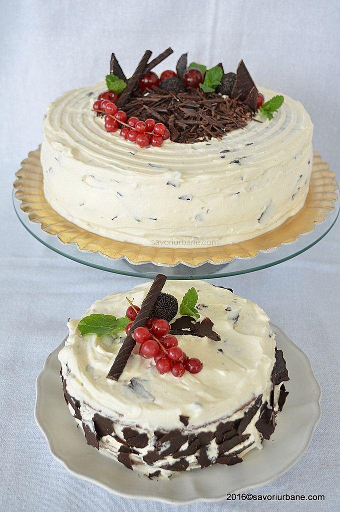 Tort crema mascarpone vanilie (1)