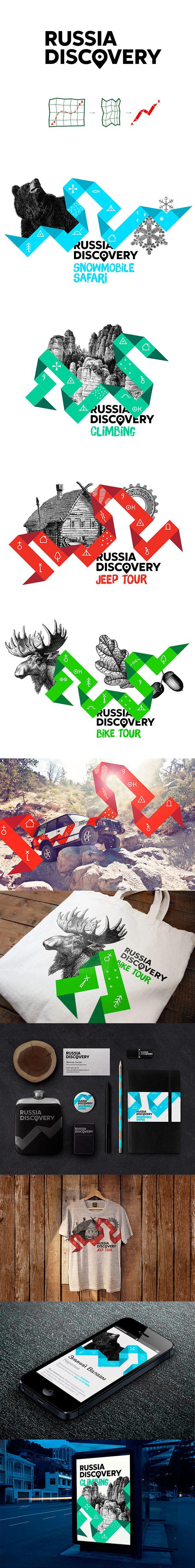 Ivan Burmistrov – Russia Discovery