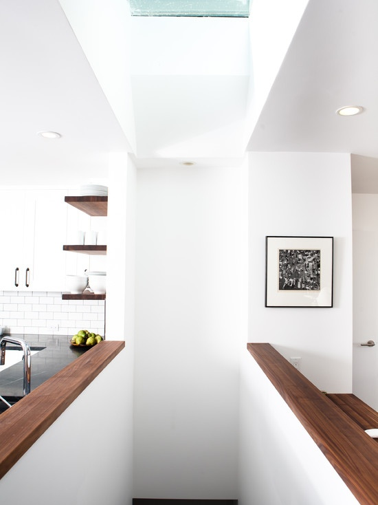 like the wood cap on wall and how it goes with flooring