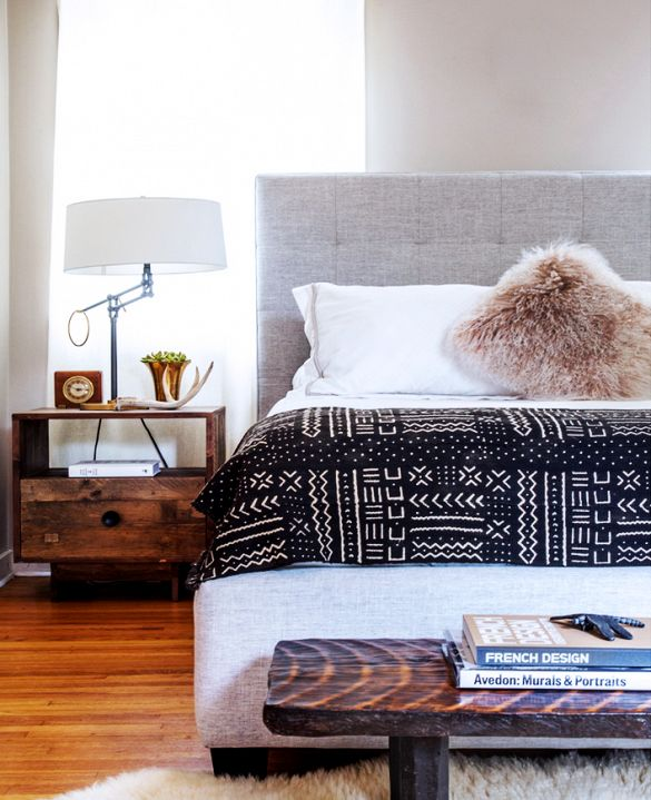 7 Bad Dcor Shopping Habits to Stop Right Now. Eclectic Bedroom ...