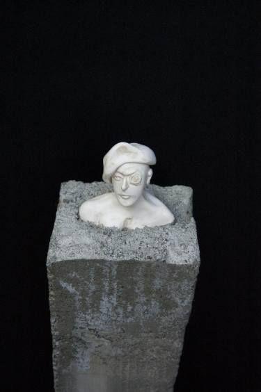 """Saatchi Art Artist Paolo Giulio Tartarini; Sculpture, """"""""people"""""""" #art"""