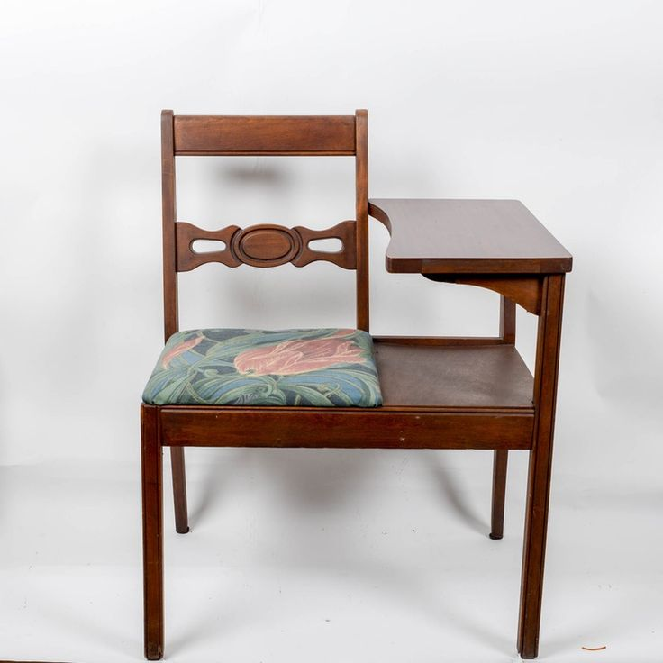 Vintage Telephone Table With Attached Chair - 1362 Best Retro And Loving It Images On Pinterest Fruit, Botany