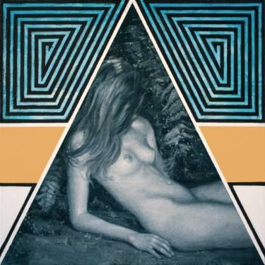 "Saatchi Art Artist Kjetil Jul; New Media, ""Triangle - Limited Edition 2 of 30"" #art"