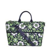 Lighten Up Expandable Travel Bag in Lucky You | Vera Bradley MUST HAVE