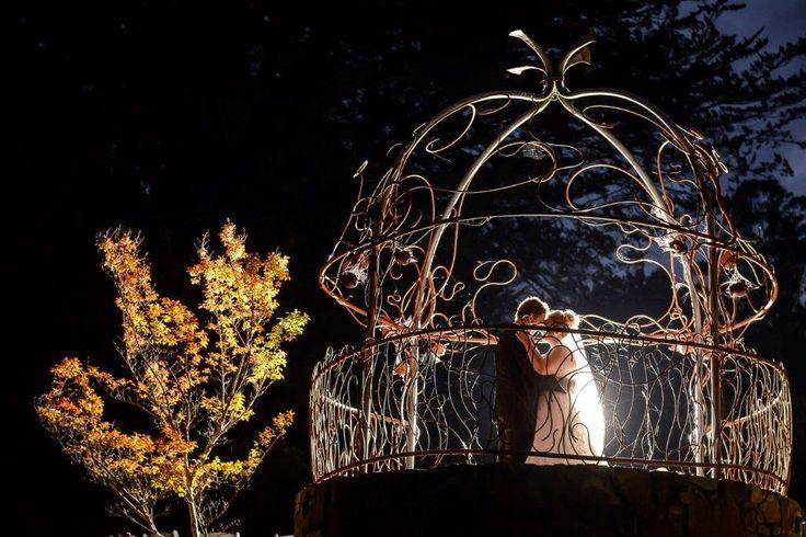 Cupola at night