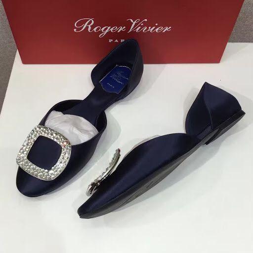 Roger Vivier Flats Shoes Size 34-40 (34.5-39.5)