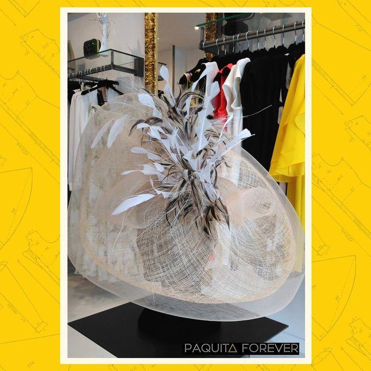 Unos tocados artesanales espectaculares en Paquita Forever
