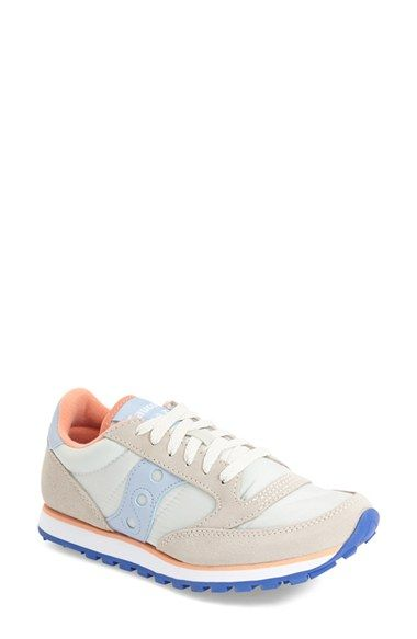 Saucony 'Jazz - Low Pro' Sneaker (Women) available at - like the soft colors