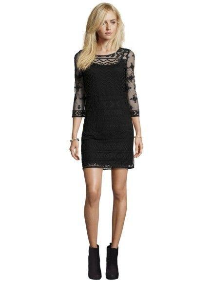 schwarze kleider online kaufen elegante kleider dieses jahr. Black Bedroom Furniture Sets. Home Design Ideas