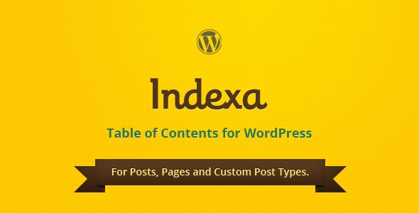 Review Indexa - Table of Contents for WordPressso please read the important details before your purchasing anyway here is the best buy