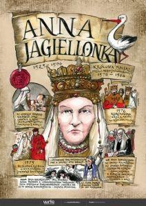 Anna Jagiellonka - Poczet królów polskich