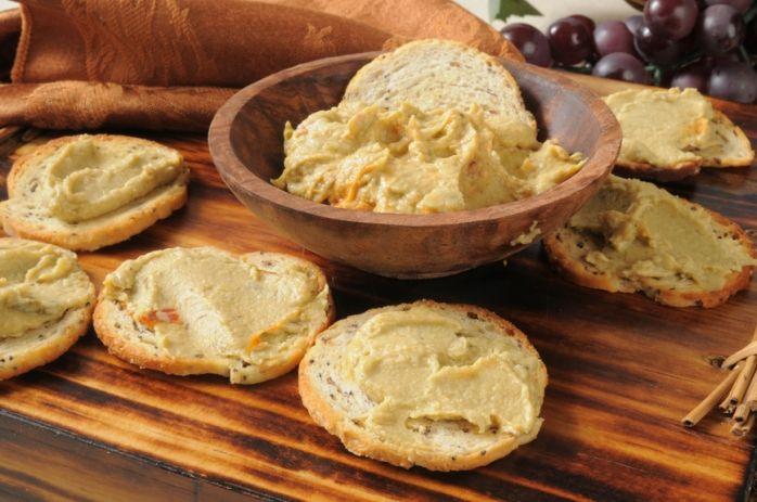 Постное меню: 3 вкуснейших блюда из гороха   Хумус   Летидор