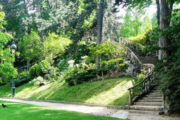 Le parc Montsouris <3