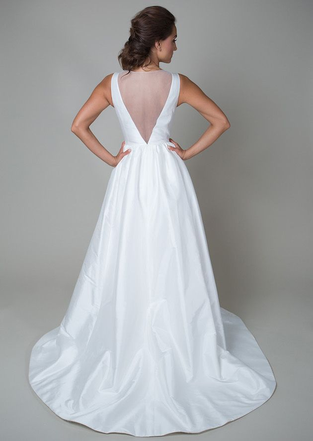 Heidi Elnora Wedding Dress Collection | Bridal Musings Wedding Blog 26