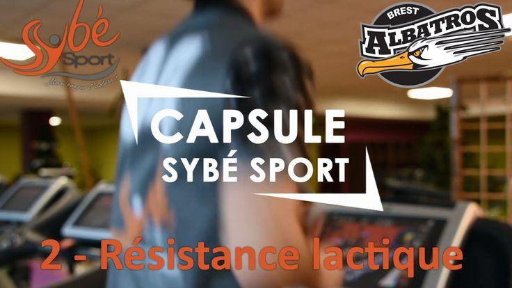 RESISTANCE LACTIQUE - 2ème séance d'entraînement avec Jérémy, joueur de l'équipe de hockey Les Albatros partenaire de la salle de fitness à #Brest http://www.sybe-sport.com