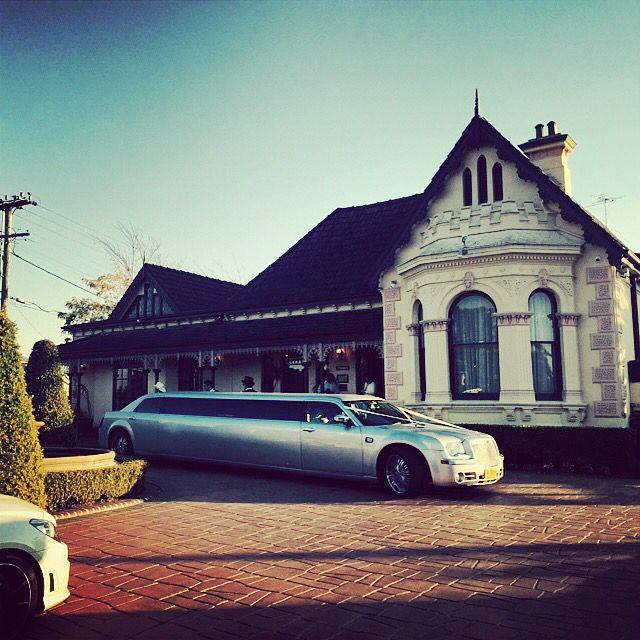 #sydneyweddingvenue#wedding#car#follow#lauristonhouse