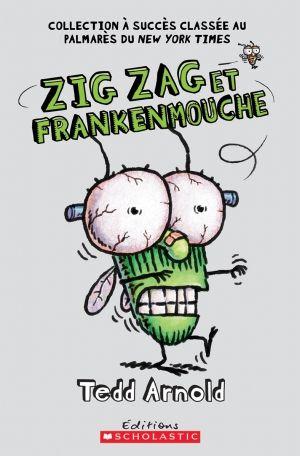 Bizz fait un horrible cauchemar — sa fidèle amie Zig Zag a fabriqué un horrible monstre nommé Frankenmouche! Au grand bonheur de Bizz, quand il se réveille, il se rend compte que Zig Zag s'est contentée de faire des dessins représentant leur amitié.
