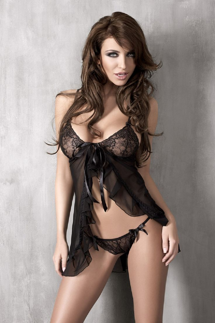 SOLDE -30% *** ISIDA BABYDOLL - ANAÏS *** Dispo ici -->> http://intimea.fr/index.php?id_product=664&controller=product