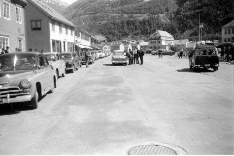 NAF Årdal - rebusløp.