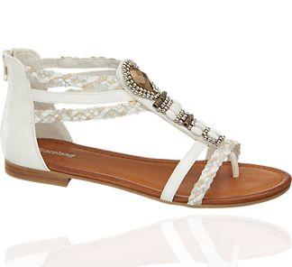 Festival essentials- Gladiator sandals from Deichmann!