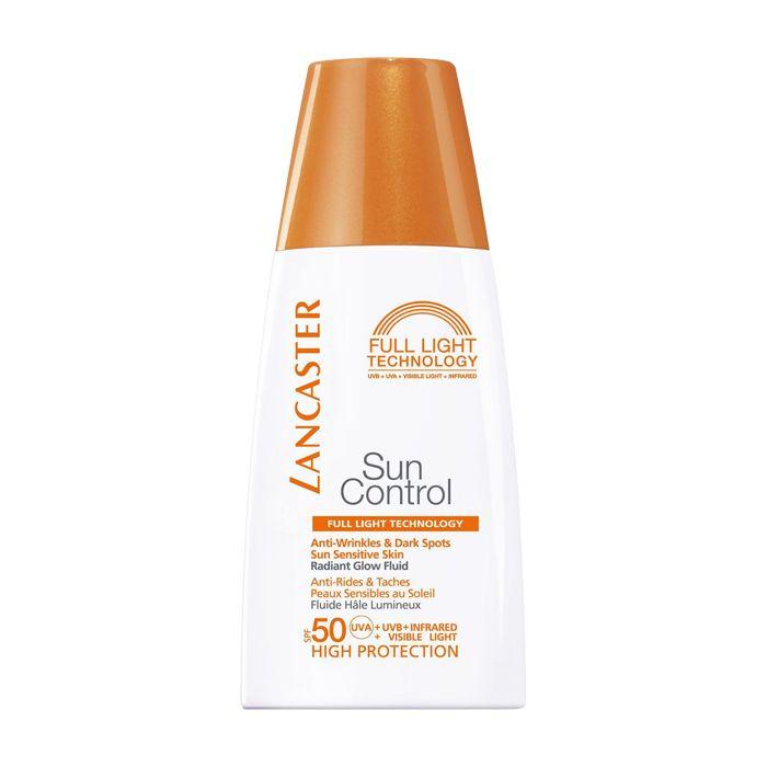 parfuemerie.de Lancaster Sun Control Radiant Glow Fluid SPF 50 (30 ml): Category: Pflege > Sonnen > Sonnepflege > Sonnenschutz…%#kosmetik%