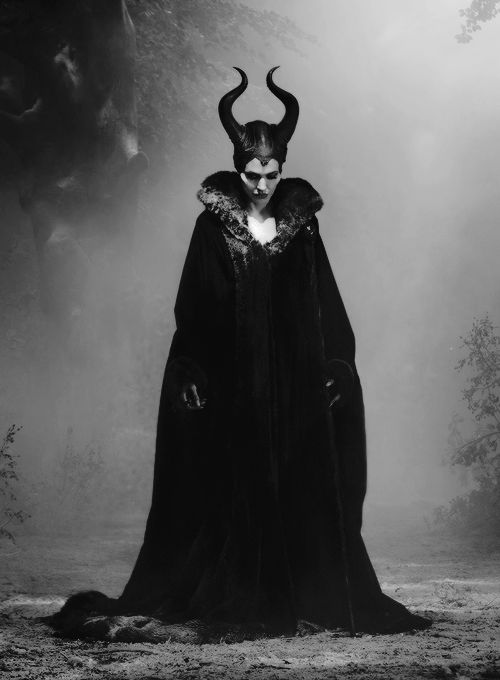 Maleficent, 2014...This is a great movie. I am not a fan of Angelina Jolie, but she was great!
