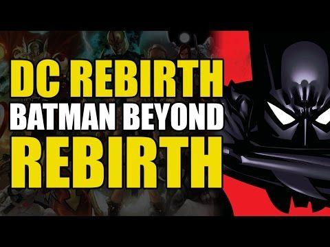 The Return of The Joker (Batman Beyond Rebirth Vol 1: The Return) - YouTube
