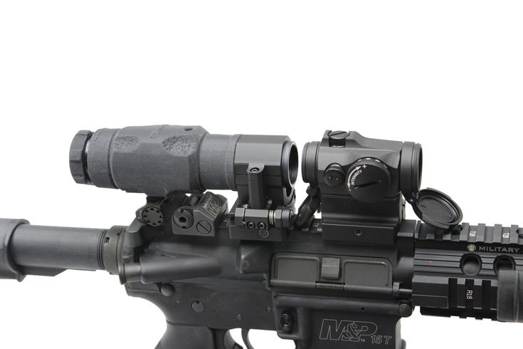 There are many choices when it comes to AR sights and lights that will give the shooter an advantage in tactical and home defense scenarios.