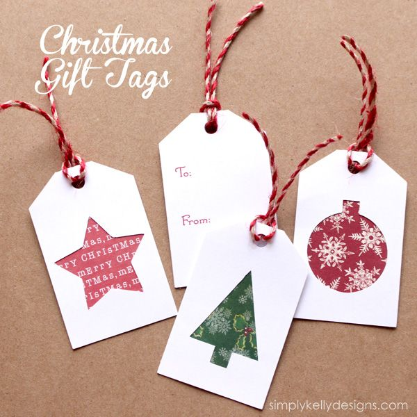 christmas scrapbooking with brown paper | ... awesome ideas on how to enhance brown paper packages this Christmas