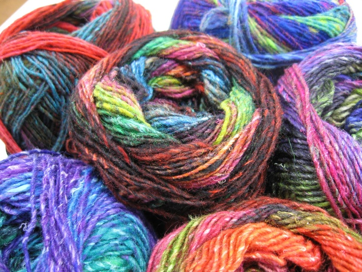 Knitting Pattern For Noro Wool : 66 best images about Specialty Yarn on Pinterest Gardens, Wool and Merino wool