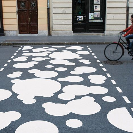 The Zebra Crossing Project by Eduard Čehovin, commissioned by the Museum of Contemporary Art of Vojvodina, Novi Sad