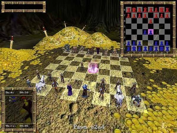 War Chess es un impresionante juego de ajedrez animado perfecto para a la hora de combinar la mitología e historias de fantasía.  Este juego de ajedrez es una magnifica adaptación de este juego / ciencia / deporte como es el ajedrez, le ha puesto el nombre de War Chess. Permite jugar impresionantes y realistas partidas de ajedrez, con una gran vinculación al perfil de juego bélico de batallas entre elfos, enanos y muchos tipos de criaturitas que son propias de la mitología, tradiciones y de la f: