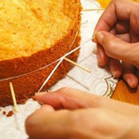идеальный инструмент для разрезания тортов 0