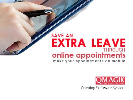 QMAGIK - The best Online scheduling and appointment business software for hospitals, banks, retail store, government sectors etc...
