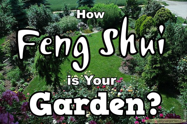 How Feng Shui is Your Garden?   Kremp.com