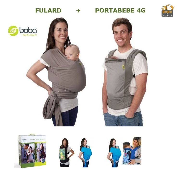 PACK BOBA CARRIER 2 COMBO BOX COMPRAR COLORES