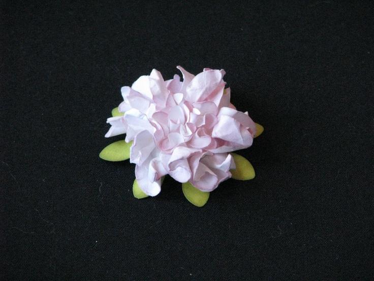 98 best handmade flowers tutorials images on pinterest for Handmade paper flowers tutorial