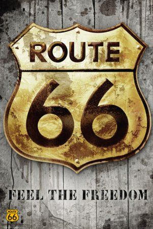 Bucket list wish... To travel route 66 and see all the beauty of it :)