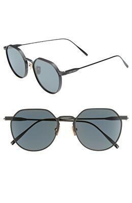 2484c5f9baa14 VEDI VERO Designer 54mm Polarized Titanium Sunglasses