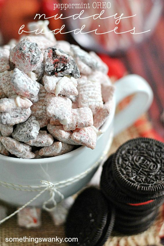 261 best Chex Mix Muddy Buddies Puppy Chow images on Pinterest