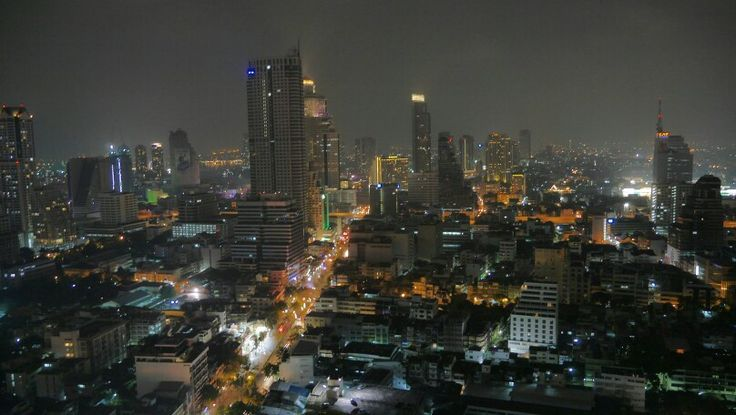 Bangkok nightlife...