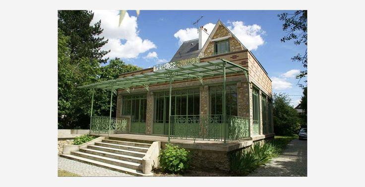 Dpt Val d'Oise (95), à vendre proche ENGHIEN LES BAINS maison P6 de 281 m² - Terrain de 918 m² - Accueil - CAPI